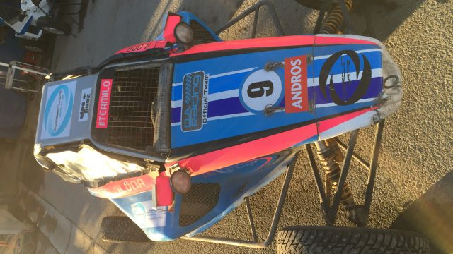 Ilona Bertapelle Trophée Andros 2016 – Paddock 2