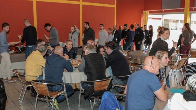 Club Des Audacieux – Anneau 168