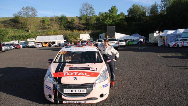 Ilona Bertapelle – Saison 2015 Charade – Coupe Résultat