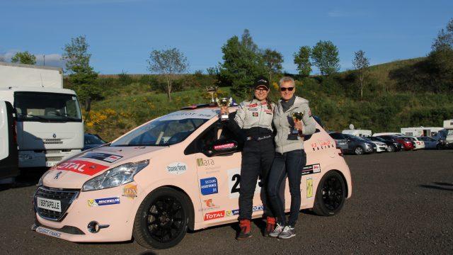 Ilona Bertapelle – Saison 2015 Charade