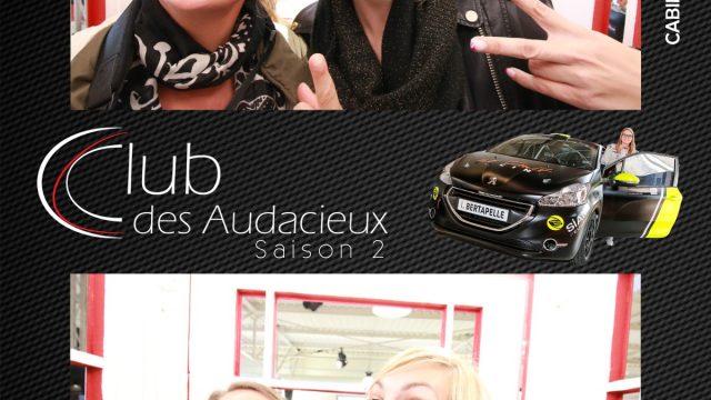 Cabine-photo.fr – Club des Audacieux – Saison 2 – Ep 1 (2)